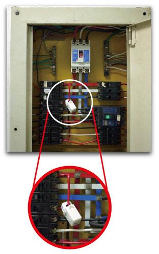 de-t05 过电流警报器(预防电流过载发生火灾)