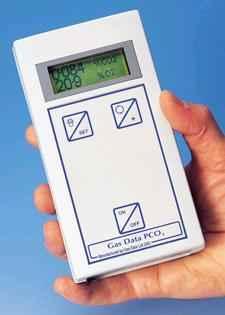 二氧化碳检测仪PCO2