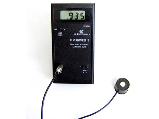 ST85型自动量程照度计