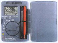 袋装数字表DE-16