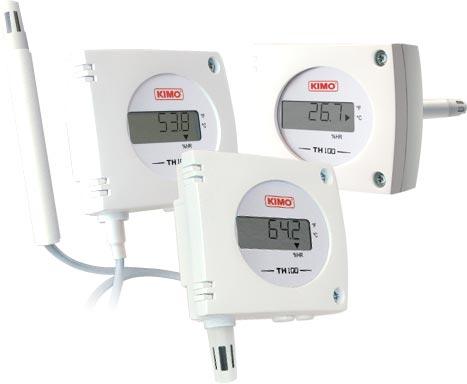 TH100系列温湿度变送器