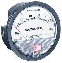 2000系列Magnehelic压差表