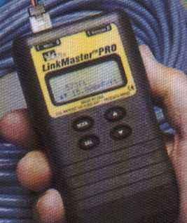 LinkMaster PRO 电缆测试仪