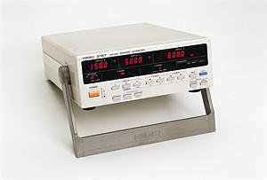 HIOKI3187单相AC/DC电力计