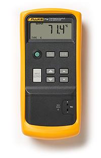 Fluke-714热电偶校准器