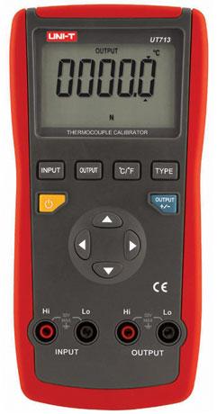 UT710系列(过程校验仪)UT713热电偶校验仪