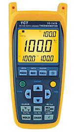 YC-747UD 4通道热电偶记录式多功能温度计