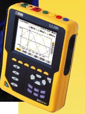 电能质量分析仪C.A 8334 QUALISTAR