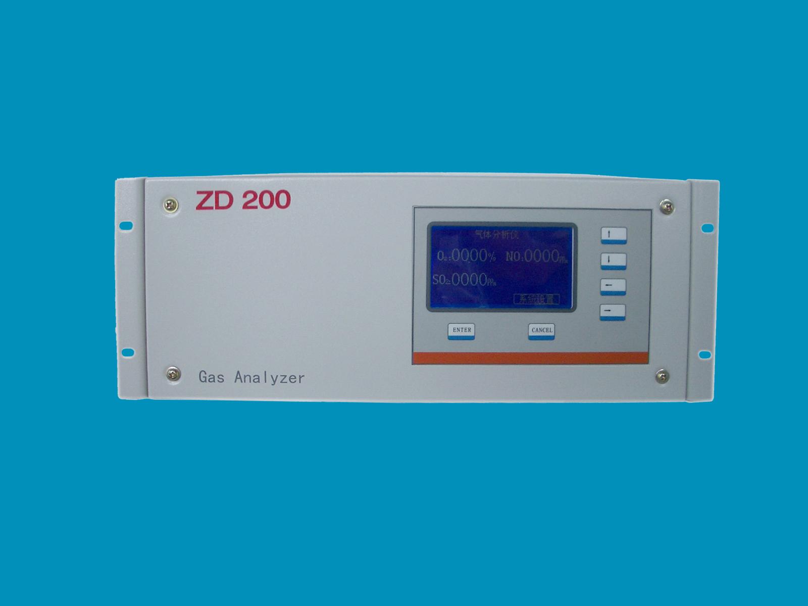 SD200红外气体分析仪