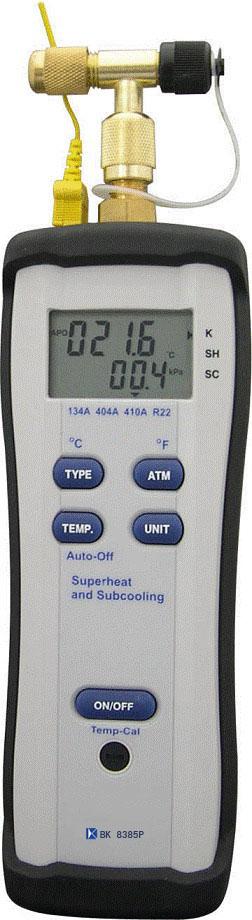 空调用之过热、过冷压力计TN-385P