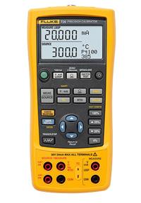 Fluke 726 高精度多功能过程校准器