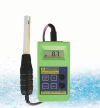 SM801/SM802便携式pH/EC/TDS测试仪
