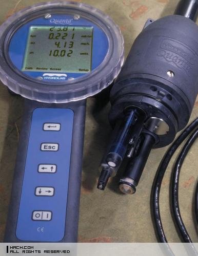 Quanta多参数水质分析仪