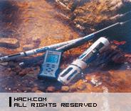 Hydrolab一体化多参数水质分析仪