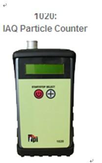 TPI-1020便携式尘埃粒子计数器
