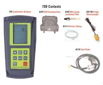TPI-709R燃烧效率分析仪