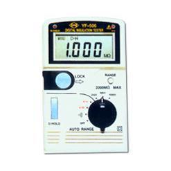 数字绝缘电阻测试仪(兆欧表)YF506
