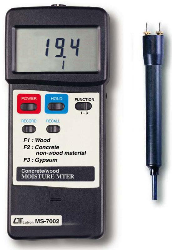 MS-7002 混凝土木材石膏水分计(可选配WiFI无线传输模块)