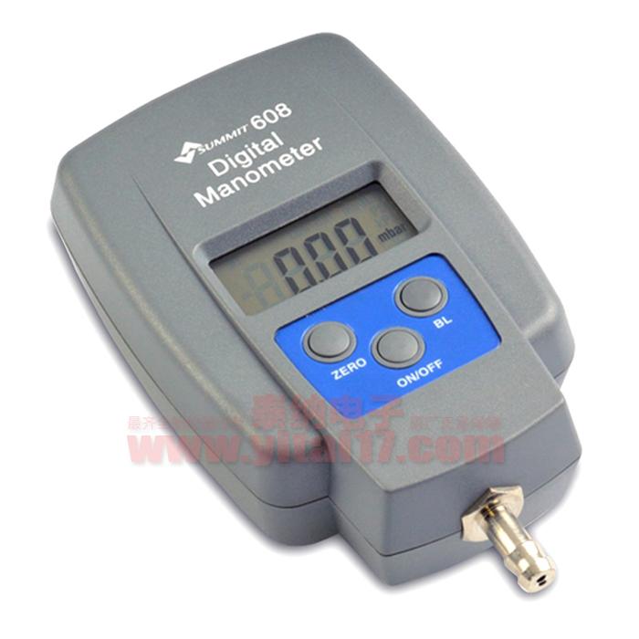 SUMMIT-608 单通道气压表
