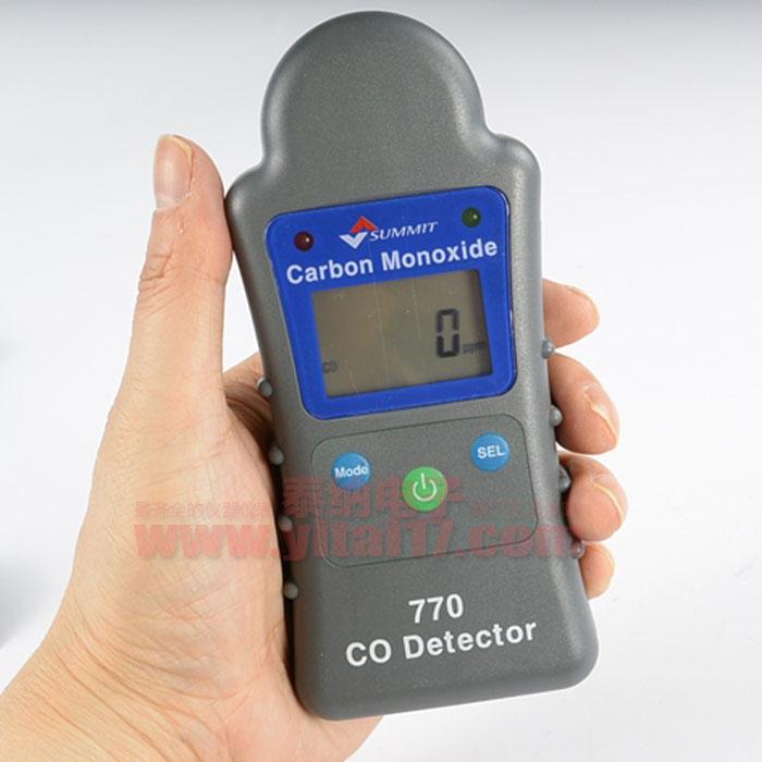 SUMMIT-770 一氧化碳检测仪