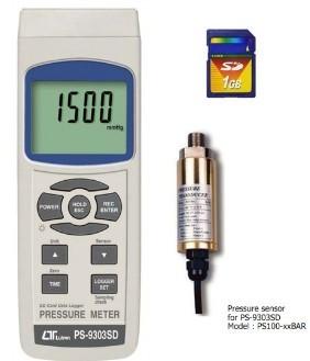 PS-9303SD 记忆式压力计/压力表