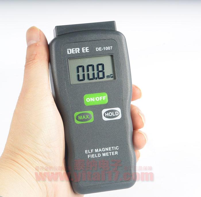DE-1007 ELF电磁场测试仪DE1007