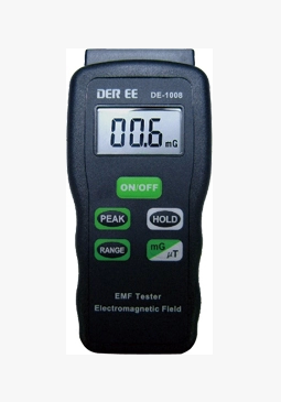 DE-1008  ELF电磁场测试仪
