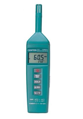 center-315袖珍型湿度温度表CENTER315