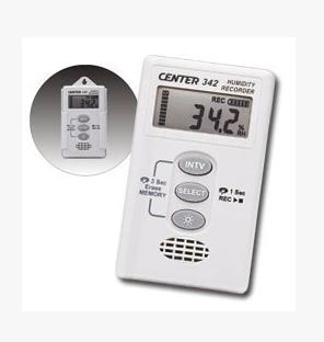 CENTER-342温湿度记录仪