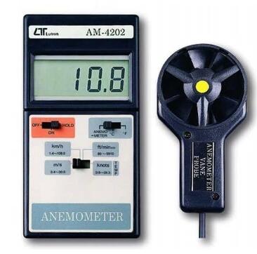 AM-4202 风速温度计