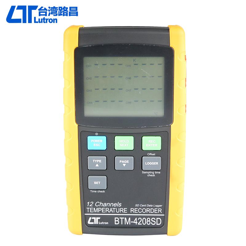 12通道温度记录仪BTM-4208SD