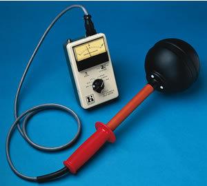 HI3627三轴场强分析仪 ELF磁场强度测试仪HI-3627