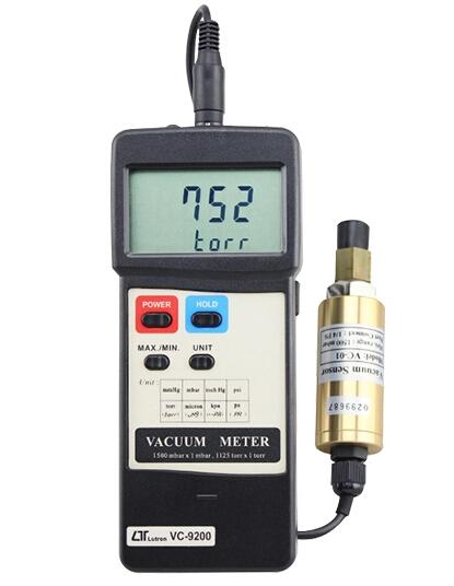 VC-9200 真空表/真空压力计
