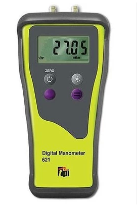 TPI-621双输入差压表