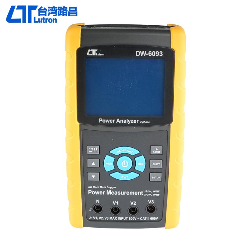 三相电力分析仪DW-6093+CP200