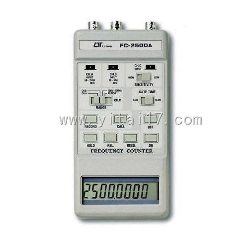 FC-2500A 掌上型计频器