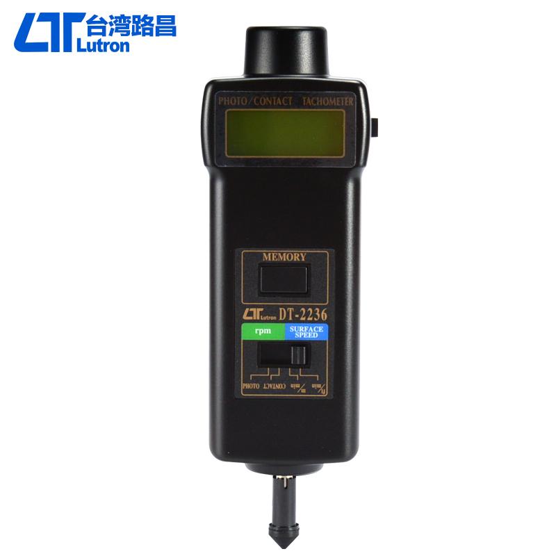 DT-2236 光电/接触两用转速计