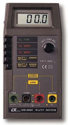 DW-6060 掌上型瓦特表