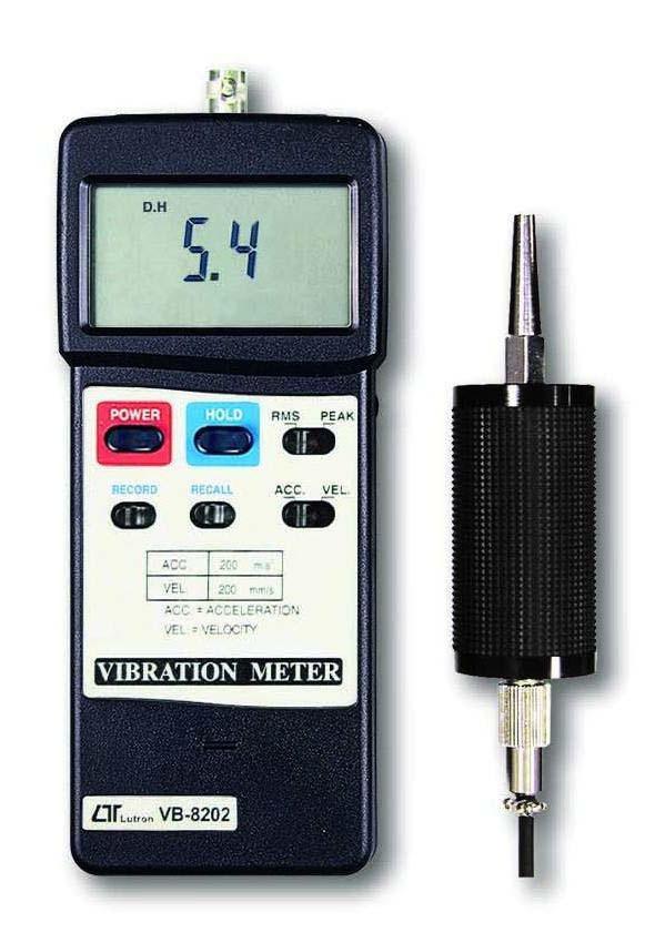 VB-8202 振动计(可选配WiFI无线传输模块)