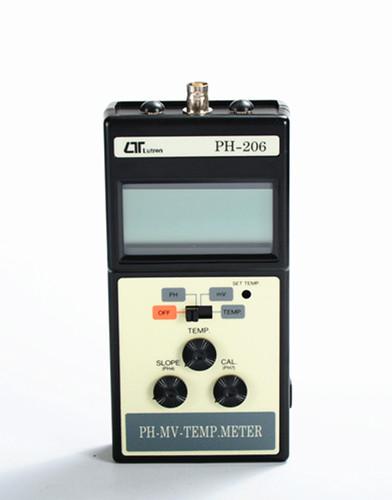 PH-206 专业型酸碱计