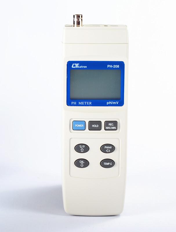 PH-208 智慧型酸碱度计