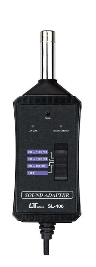 SL-406 噪音转换计(mV)
