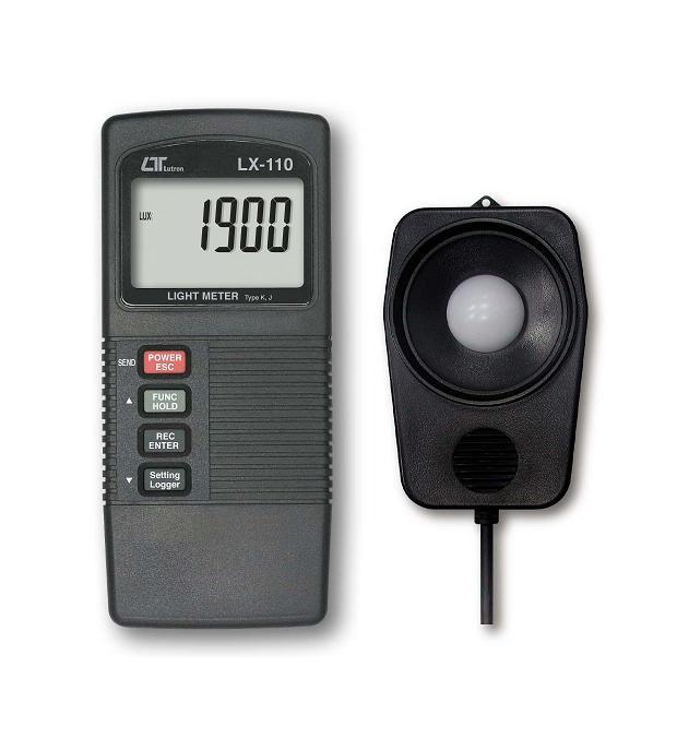 LX-110  温度照度计
