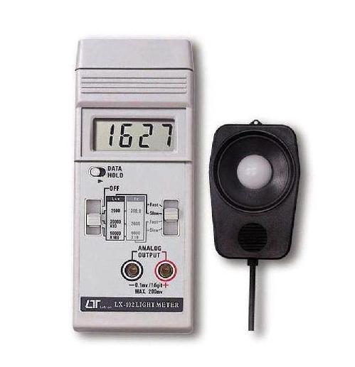 LX-102 数字照度计