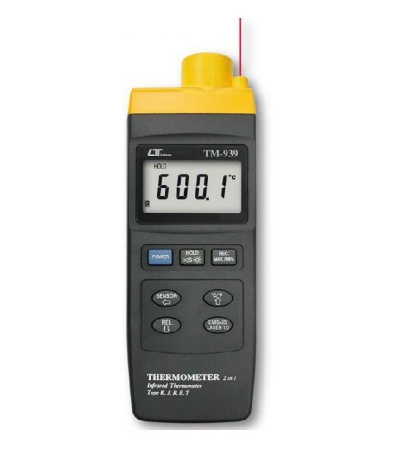TM-939 多功能红外线测温计
