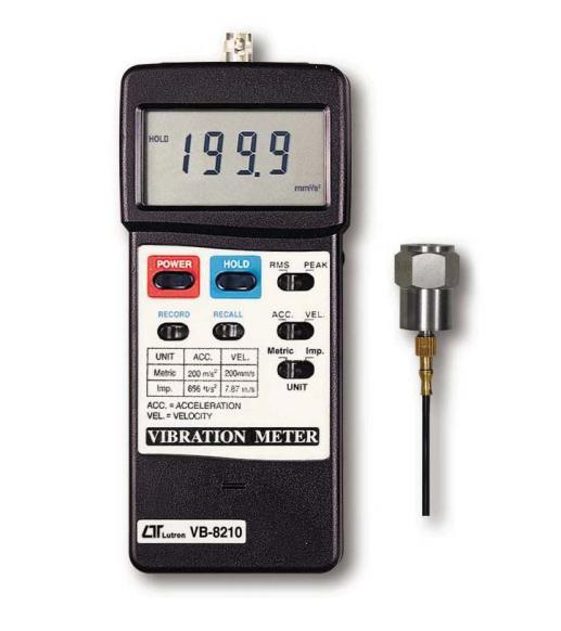 VB-8210 振动计(可选配WiFI无线传输模块)