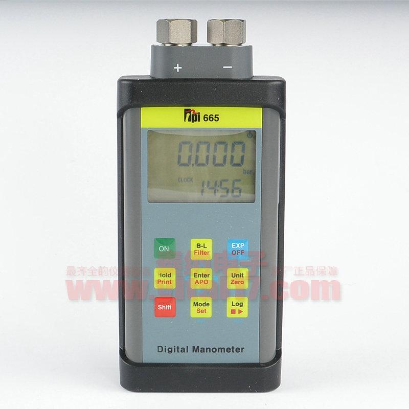 TPI-665压力表
