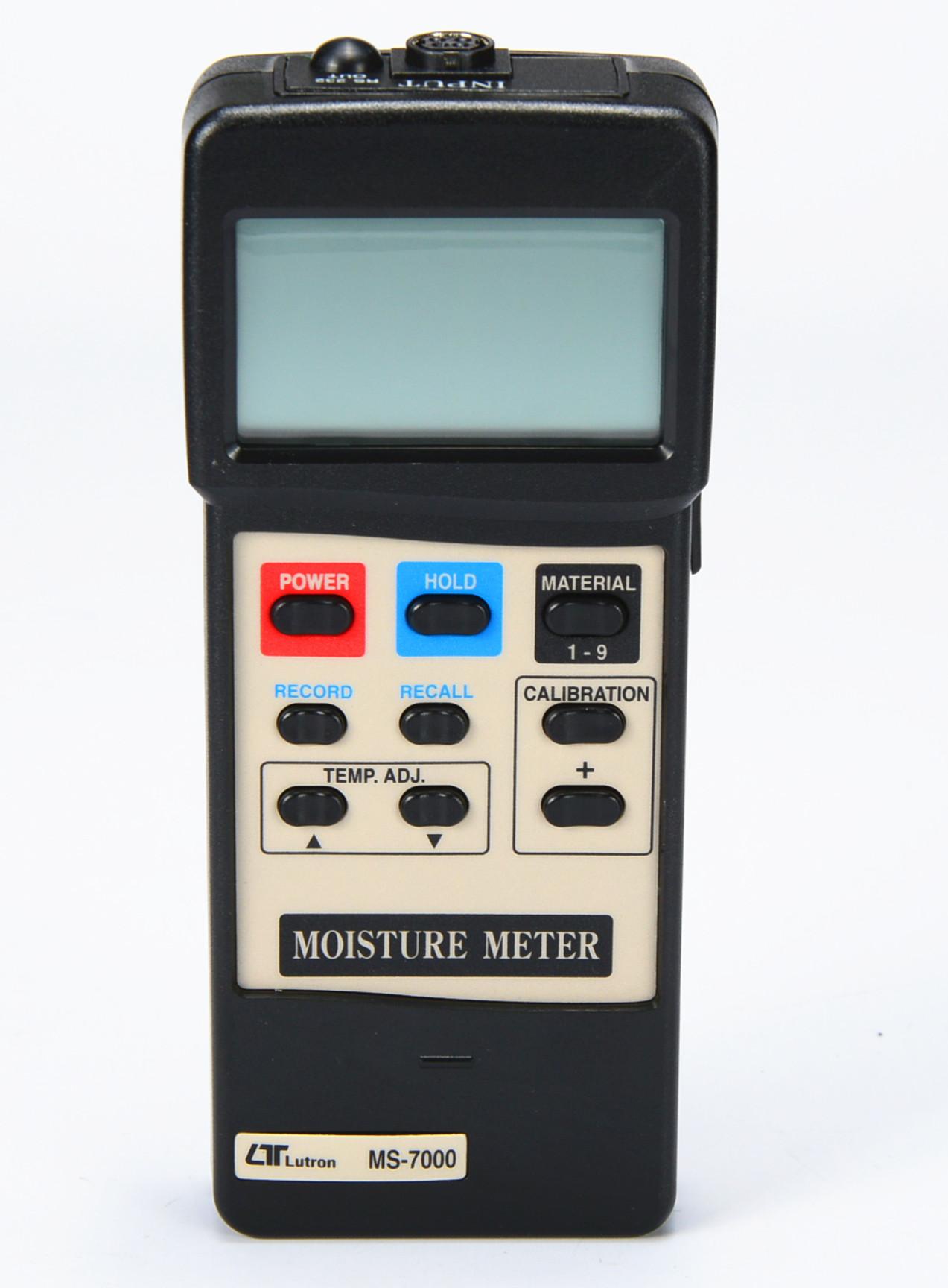 MS-7000 智慧型木材水份计(可选配WiFI无线传输模块)