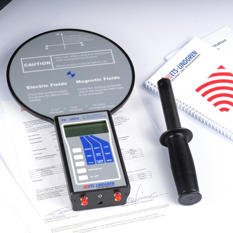 HI-3604工频电磁场强度测试仪