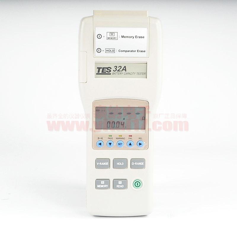 TES-32A 电池检测仪